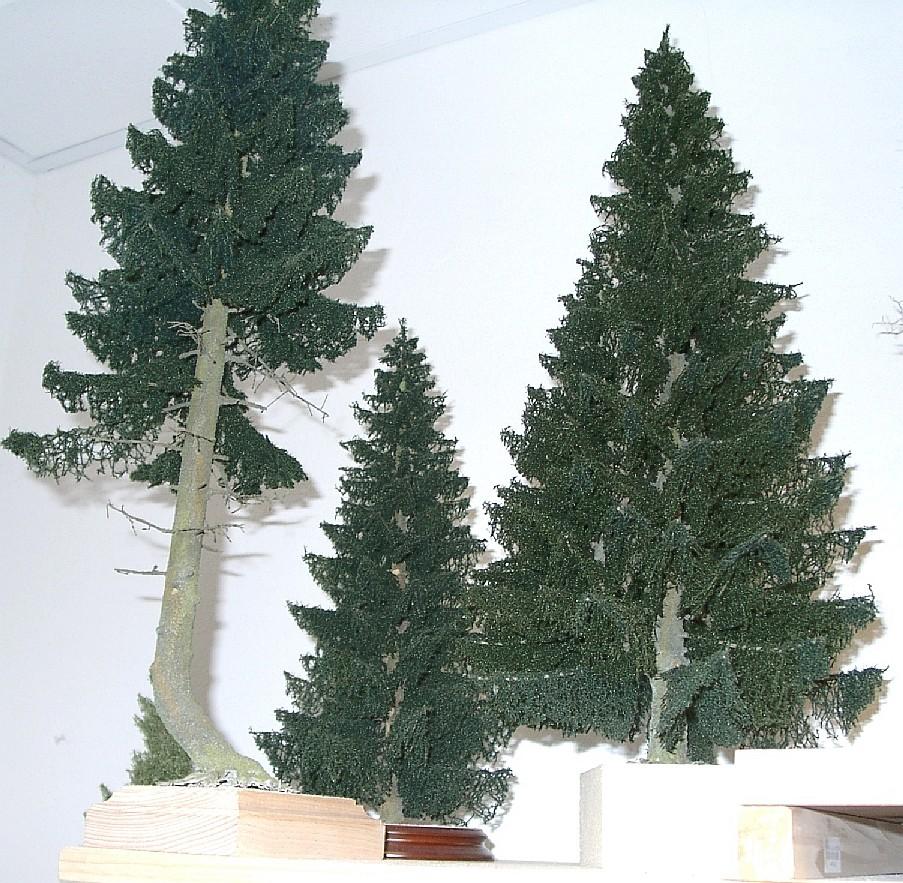 Bäume Bauen Wie In Echt