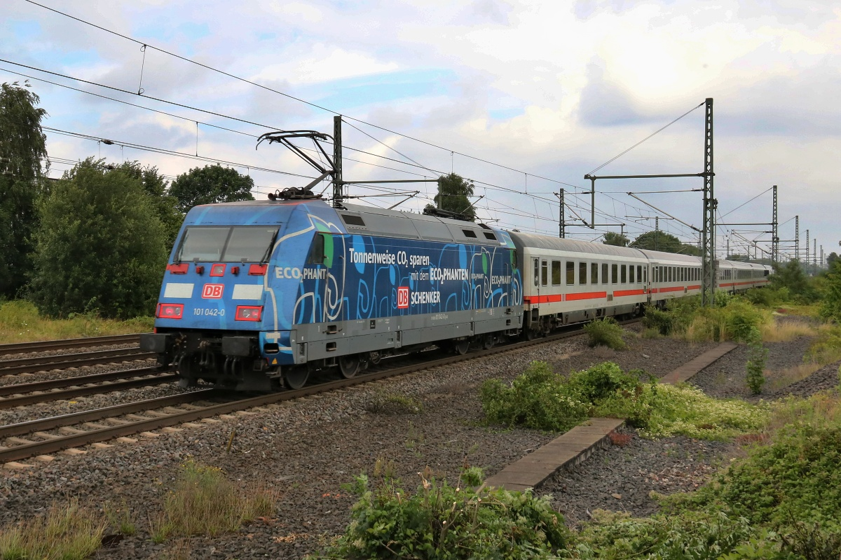 Loks db br 101 weitere werbeloks for Porta hannover